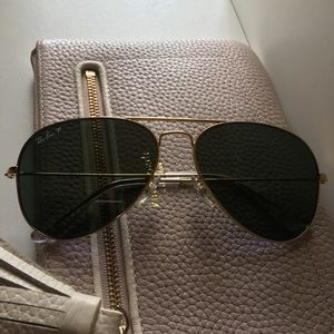 Good polarized aviator raybans